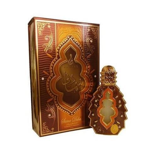 Купить духи Khalis Perfumes Sama Dubai - Масляные духи 20 мл с доставкой – оригинальный парфюм халис парфюм (кхалис парфюм) сама дубай
