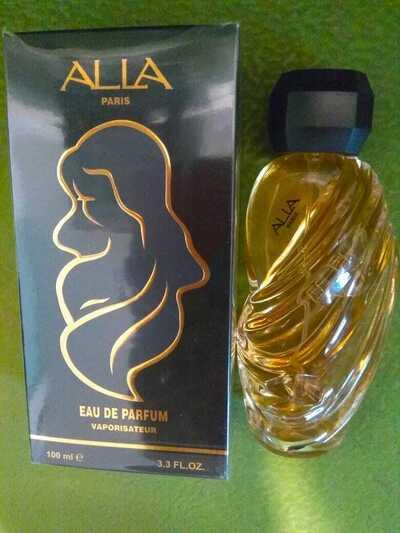 Alla Pugacheva Alla Black (женский) парфюмерная вода 100 мл