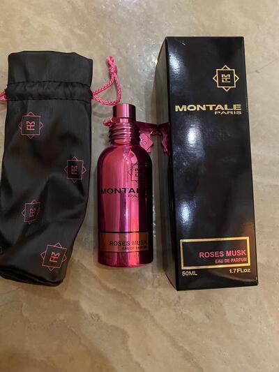 Montale Roses Musk (женский) парфюмерная вода 50мл