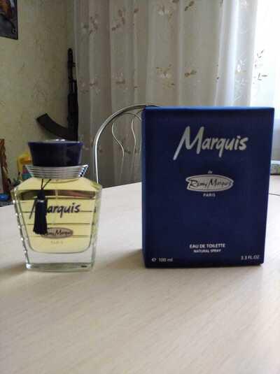 Remy Marquis Marquis (мужской) туалетная вода 100 мл