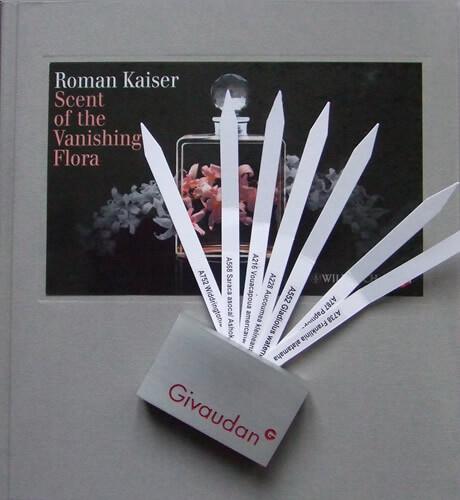 Книга Романа Кайзера «Аромат исчезающей флоры»р
