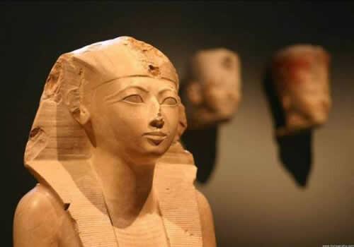 Женщины-фараон Хатшепсут