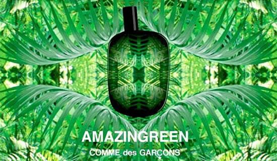 Comme Des Garcons Amazingreen