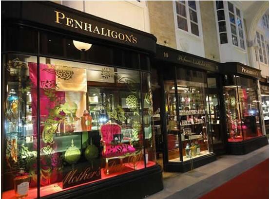 Магазин Penhaligon's